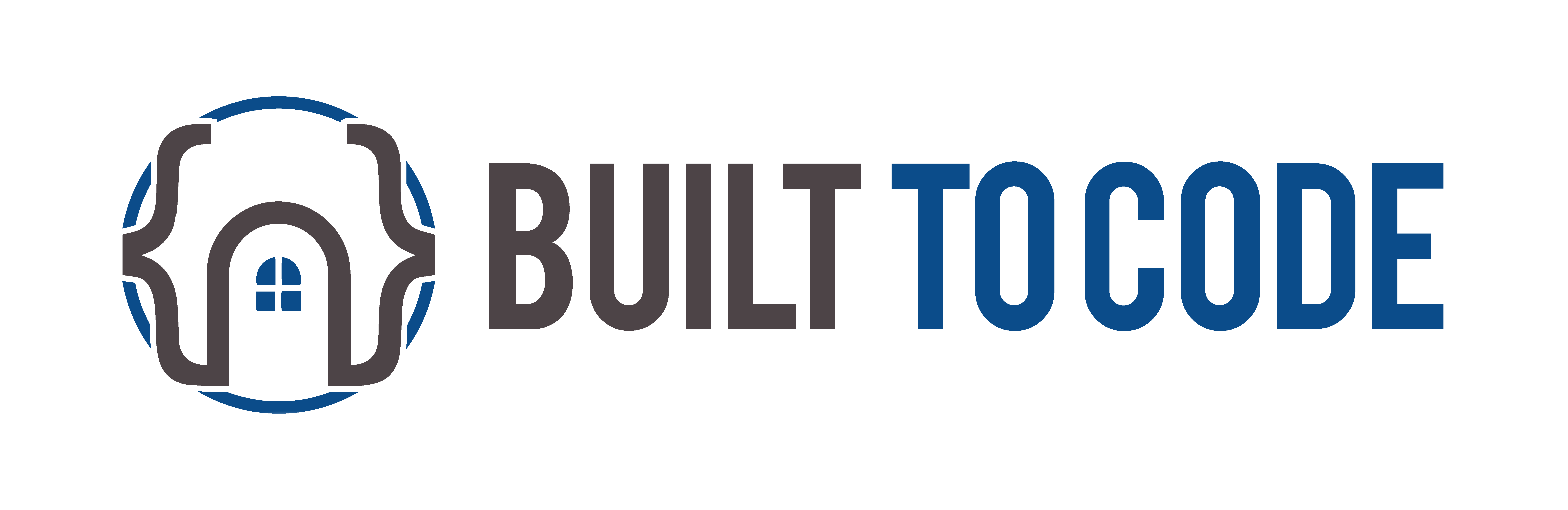 Built to Code - logo